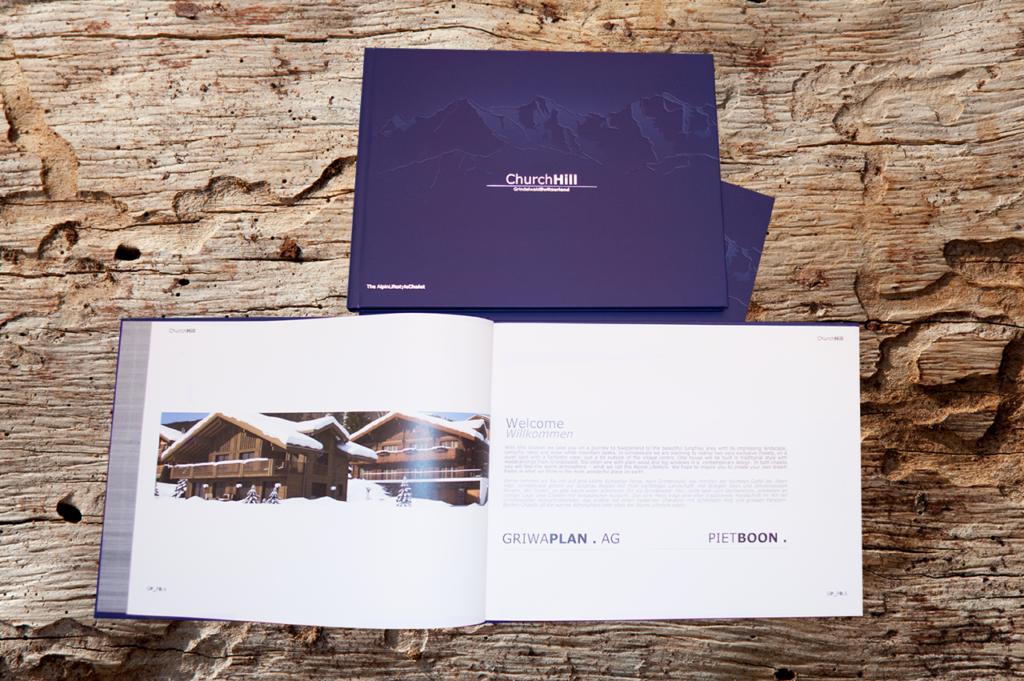 Verkoop catalogus Quintin Design Griwalplan boekwerk PietBoon