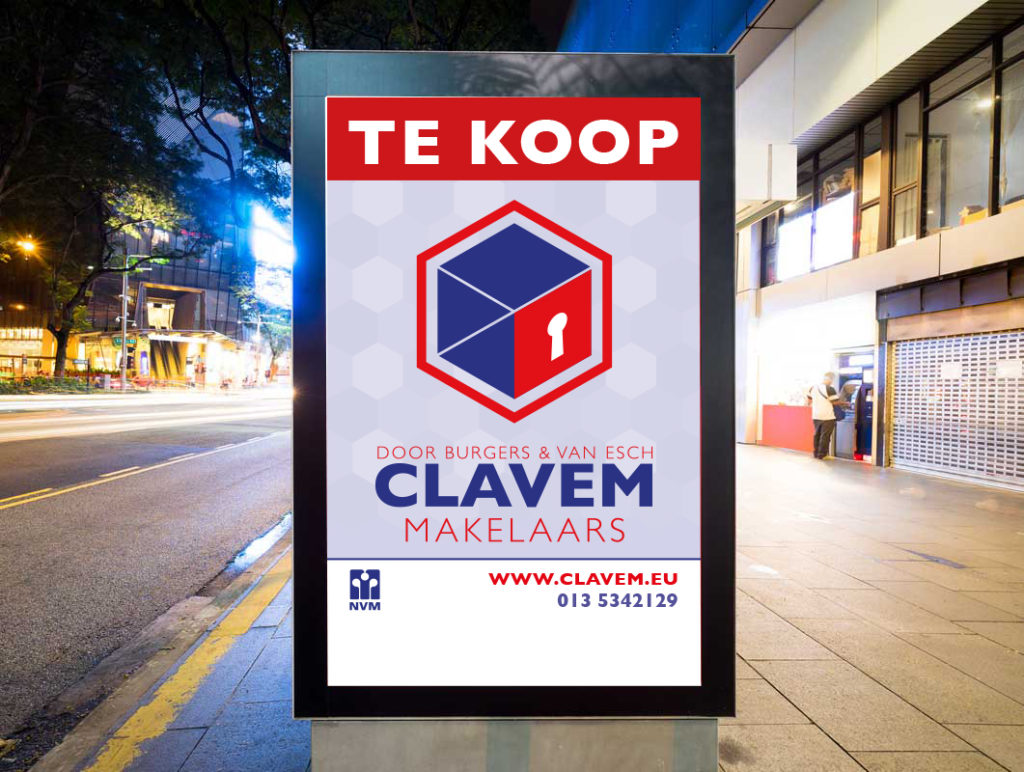 Posters Clavem Makelaars-TheSequel